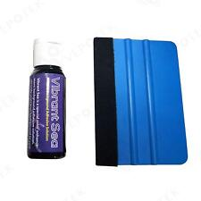 Vepotek Vibrant Sea Mounting Glue Solution For Aquarium Background W/ Squeegee