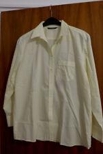 Damen Bluse eterna excellent Langarm Gr. 44 gelb
