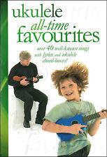 Ukelele - 42 canciones bien conocido libro de música melodías fáciles acorde cajas tradicional