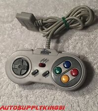 PL-100 SUPER NINTENDO SNES Pelican Accessories Turbo Controller Rare Mint Tested