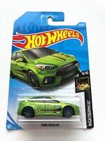 Hot Wheels 2019 FORD FOCUS RS 139/250 Nightburnerz 9/10 Mattel Diecast FYD15