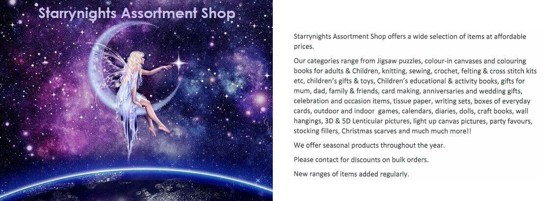 Starrynights Assortment Shop