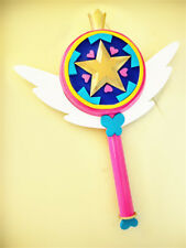 Star VS the Forces of Evil Princess Girl Toy Magic Wand Stick Cosplay Hand Prop