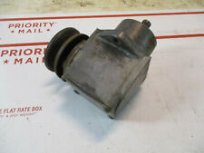 Snowblower, Cub Cadet 482 left hand right angle gearbox, many uses