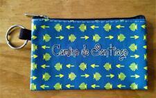 Camino de Santiago Zipped Coin Purse