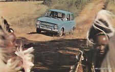 # PUBBLICITARIA AUTO: LA FIAT 850 NEL KENIA