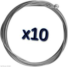 10 x Jagwire Slick Stainless Road Brake Cables 1.5mm x 2000mm for SRAM Shimano