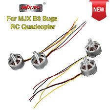 2pcs CW+2pcs 1806 1800KV CCW Brushless Motor Spare Parts For MJX B3 Bugs 3 K8