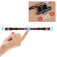 Hot 21CM Non Slip Coated Professional Spinning Pen Champion Competition