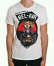 Sale! NWT DOM REBEL XXXL Fresh Punks Of Bel-Air T-SHIRT WHITE Svatina