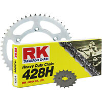 RK  Honda CT 110 X Postie Bike 1999-2012 RK Chain & JT Sprockets Kit