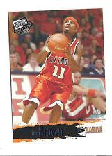 2006 Press Pass Blue Basketball 20 card lot Incl. 3 Power Picks Reddick & Thomas