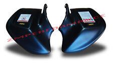NEW HONDA TRX 450R 04 - 14 STEALTH BLACK PLASTIC STANDARD FRONT FENDERS 450ER