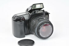Canon EOS 1000F 35mm Film SLR with *sticky* Sigma 35-80mm Lens