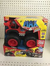 New Max Tow Truck Turbo Pulls 200 lbs Max Speed and Power Pick Red Save Now