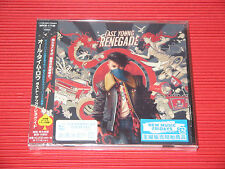 2017 JAPAN ALL TIME LOW LAST YOUNG RENEGADE CD with 2 BONUS TRACKS for JAPAN