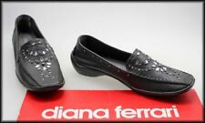 Diana Ferrari Leather Medium Width (B, M) Flats for Women