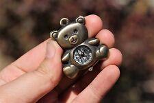 New listing Muonionalusta Meteorite Teddy Pocket Watch Meteorite Jewelry