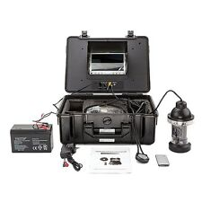 """50m 7"""" LCD Underwater Video Fishing Camera kit With Motorized 0~360 View Camera"""