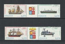 ITALIA . Año: 1977. Tema: CONSTRUCCIONES NAVALES (I).
