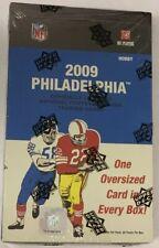 2009 Upper Deck Philadelphia Football Hobby Box Factory Sealed
