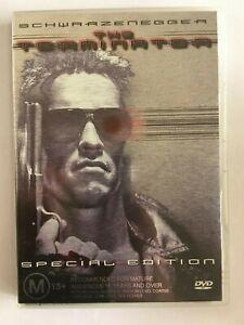 THE TERMINATOR - SPECIAL EDITION Arnold Schwarzenegger DVD R4