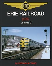 Erie Railroad In Color Volume 2 / Railroads / Trains