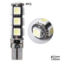 4* T10 13SMD5050 lampe accessoire de voiture lumière blanc