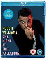 Robbie Williams – One Night at the Palladium [Blu-ray] [Region Free] [DVD]