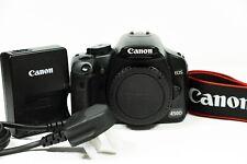 Canon EOS 450D Digital SLR Camera - Shutter Count 18,854