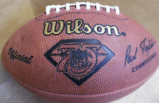NFL 75TH ANNIVERSARY 1994 AUTHENTIC WILSON FOOTBALL  HARD TO FIND NFL BALL