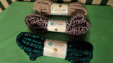3 PCS MARTHA STEWART CRAFTS MAMBO YARN by LION BRAND See Details for Colors