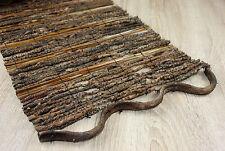 TISCHLÄUFER Bambus Äste Tischband Tischdeko Wandbehang Holztischläufer Tischdeko