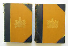 Rare!  Badminton Library – Fishing - Complete in 2 vols – Deluxe 2nd ed. 1886