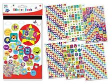Mega Sticker Book - Over 1500 Stickers Kids Creative Fun Activity Crafts Sheets