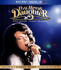 Coal Miner's Daughter [Blue ray w/ digital) New, Free shipping