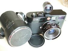 YASHICA YASHINON-DX 21mm f/3.3 LENS - M42 42mm Mount +VIEWFINDER +CASE Leica M?