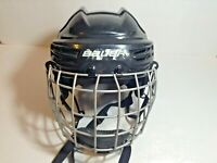 Bauer Hockey Helmet IMS 5.0 With True Vision Cage Black Size Small HECC Aug 2021
