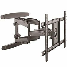 StarTech.com Flat Screen TV Wall Mount - Full Motion - Heavy Duty Steel -