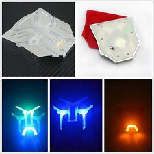 Transformers Emblem Vehicle Solar Powered LED Flashing Strobe Light Warning Lamp