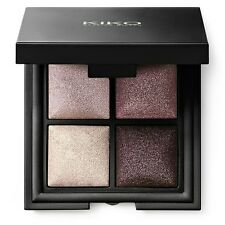 Kiko Color Fever Eyeshadow Palette Quad of baked eyeshadows Pearly Metallic -100
