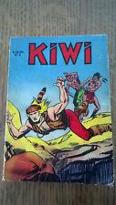 TRES RARE ALBUM KIWI N°8 LUG 1965 BE (66-65)