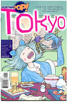 TOKYO #1 2 3 4, NM+, ,Japan, Sushi, Godzilla, Riot, Girl, more Vertigo in store