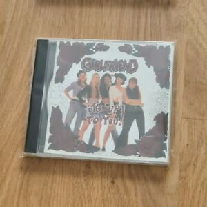 GIRLFRIEND-IT'S UP TO YOU-10 TRACK CD-1993-AUSTRALIA