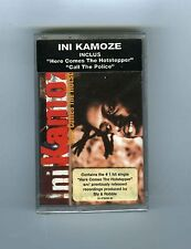 CASSETTE TAPE(SEALED) INI KAMOZE HERE COMES THE HOTSTEPPER
