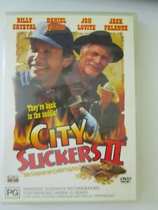 """City Slickers 2 """"The Legend Of Curly's Gold"""" - DVD - Region 4"""