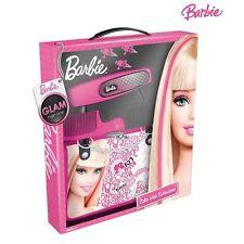 Barbie Pink Children Kids Girls Fun Glam Colour Hair Extensions Set BBHL11 *New