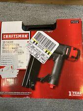 Craftsman 18GA. 2 Inch Combination Brad Nailer/Stapler. Brand New