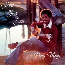 Percy Mays -  Shine Your Love (LP Miniature) Korea Edition Sealed CD