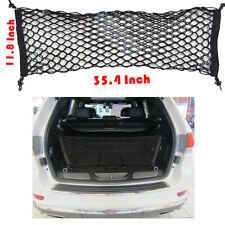 Universal Car Trunk Cargo Envelope Style Net Mesh Storage Organizer Pocket Parts